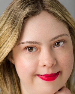 Kathleen, Down Syndrome, Zebedee Management, disabled, model agency, disability, Woman (19