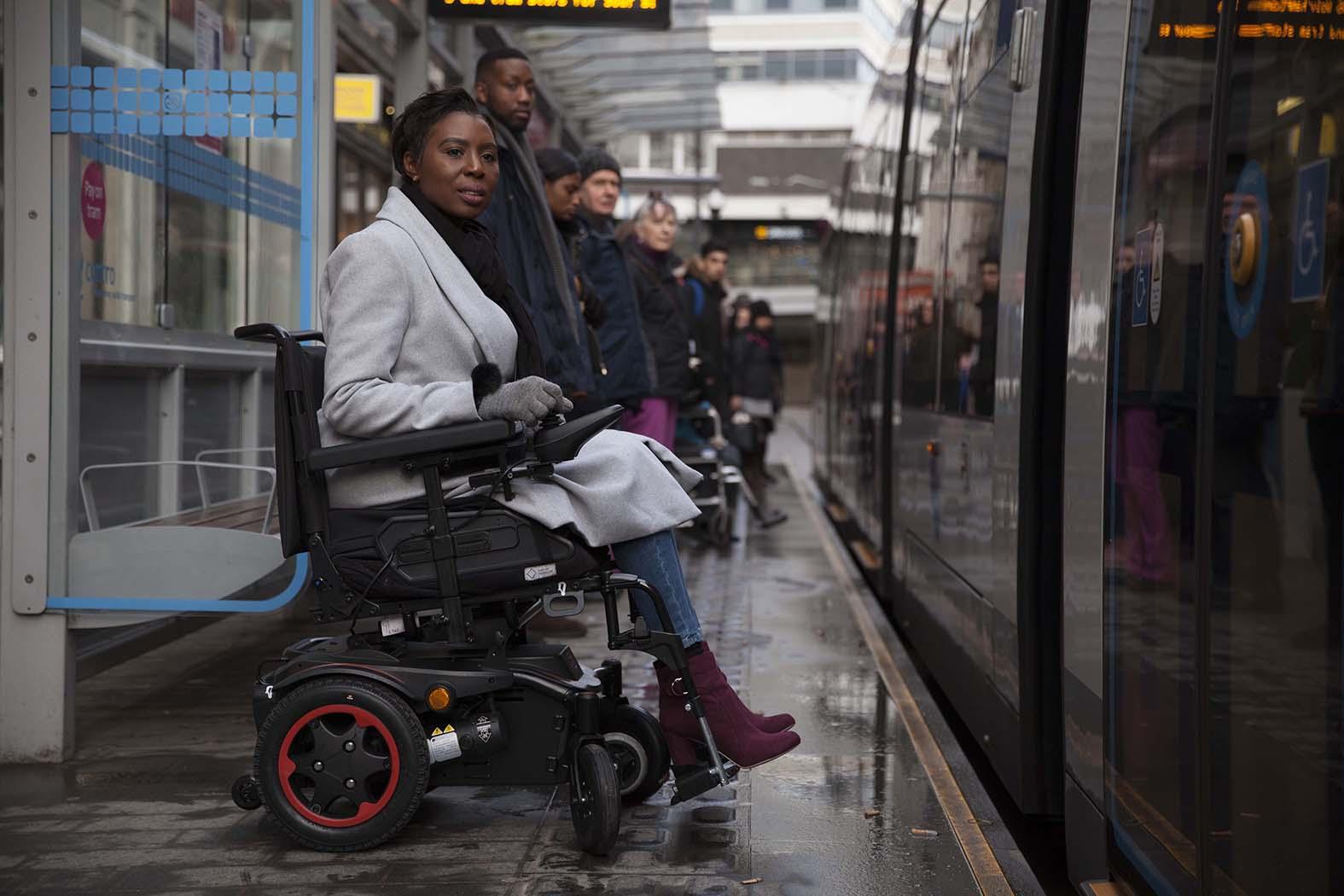 Clara, Wheelchair User, Zebedee Management, disabled, model agency, disability, Woman (6)