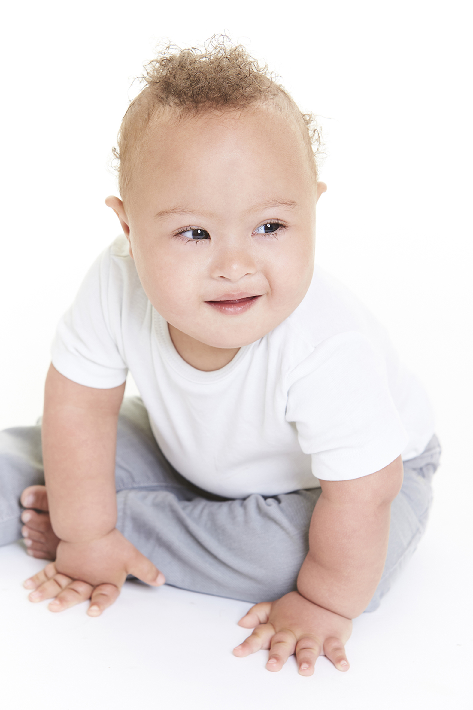 Zephy, Down Syndrome, Zebedee Management, disabled, model agency, disability, baby (7)