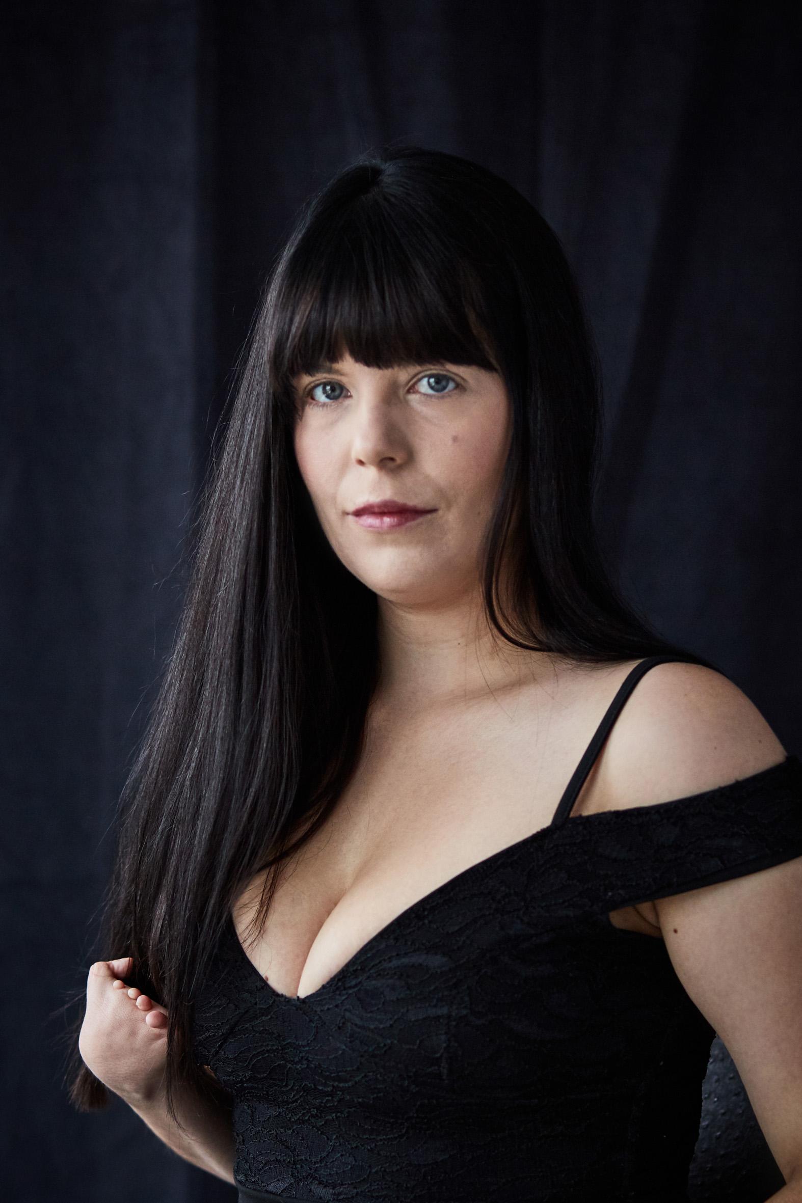 Laura, Zebedee Management, disabled, mod