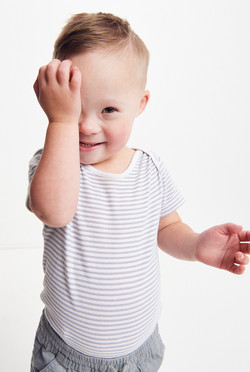 Lenny, Down Syndrome, Zebedee Management, disabled, model agency, disability, baby (6)