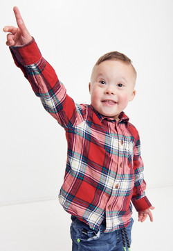 Lenny, Down Syndrome, Zebedee Management, disabled, model agency, disability, baby (10)
