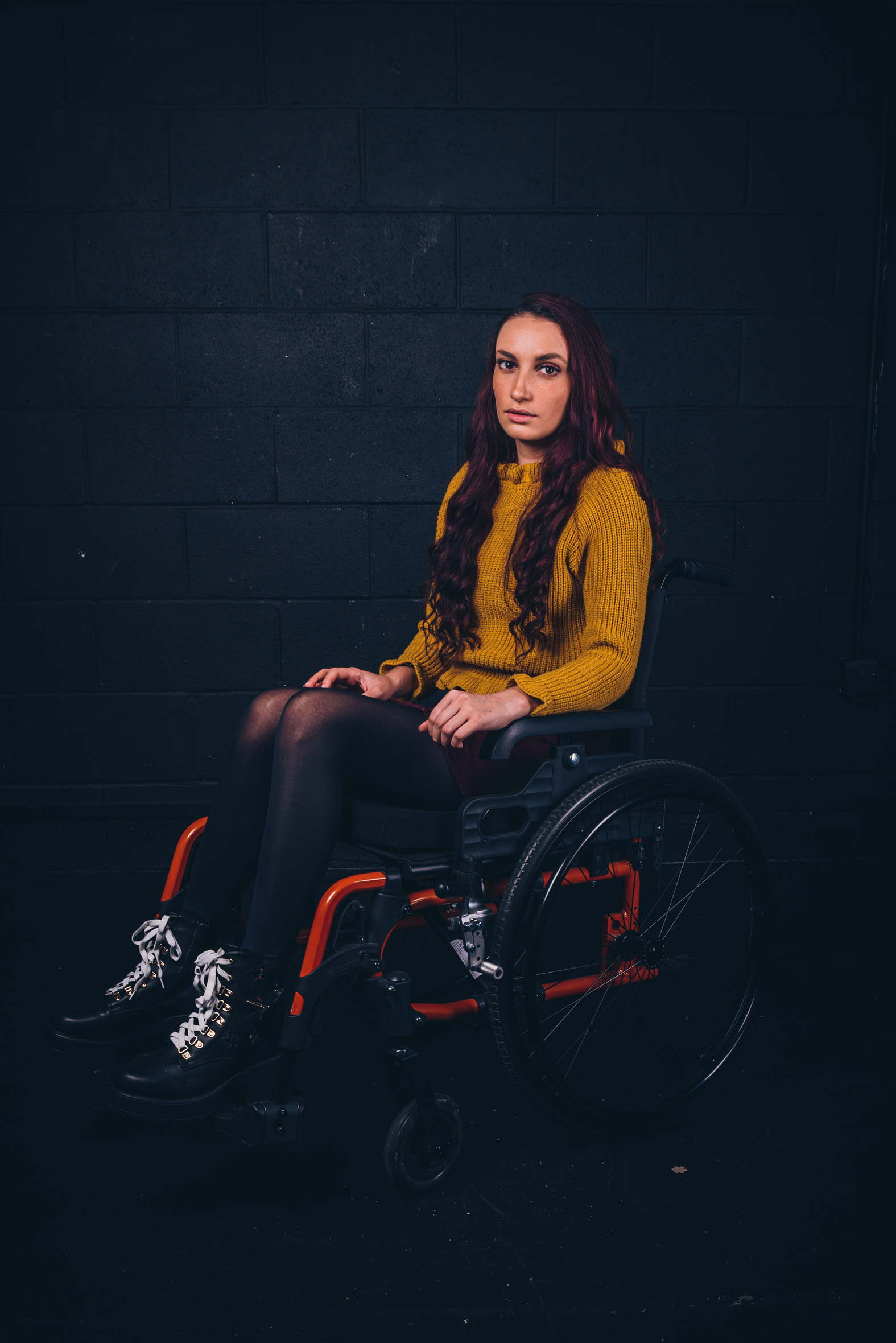 Lauren, Zebedee Management, disabled, mo