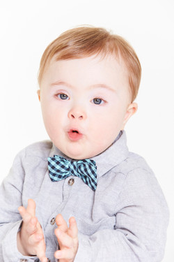 Elliott, Down Syndrome, Zebedee Management, disabled, model agency, disability, baby (5)