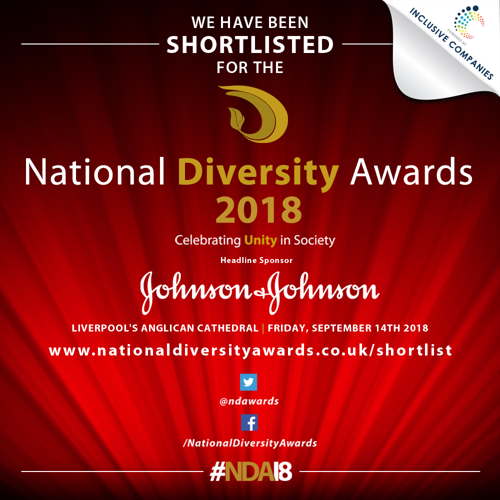 #diversity #awards #johnson&johnson #nationaldiversityawards