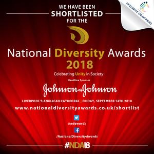#diversity #awards #johnson&johnson #nationaldiversityawards