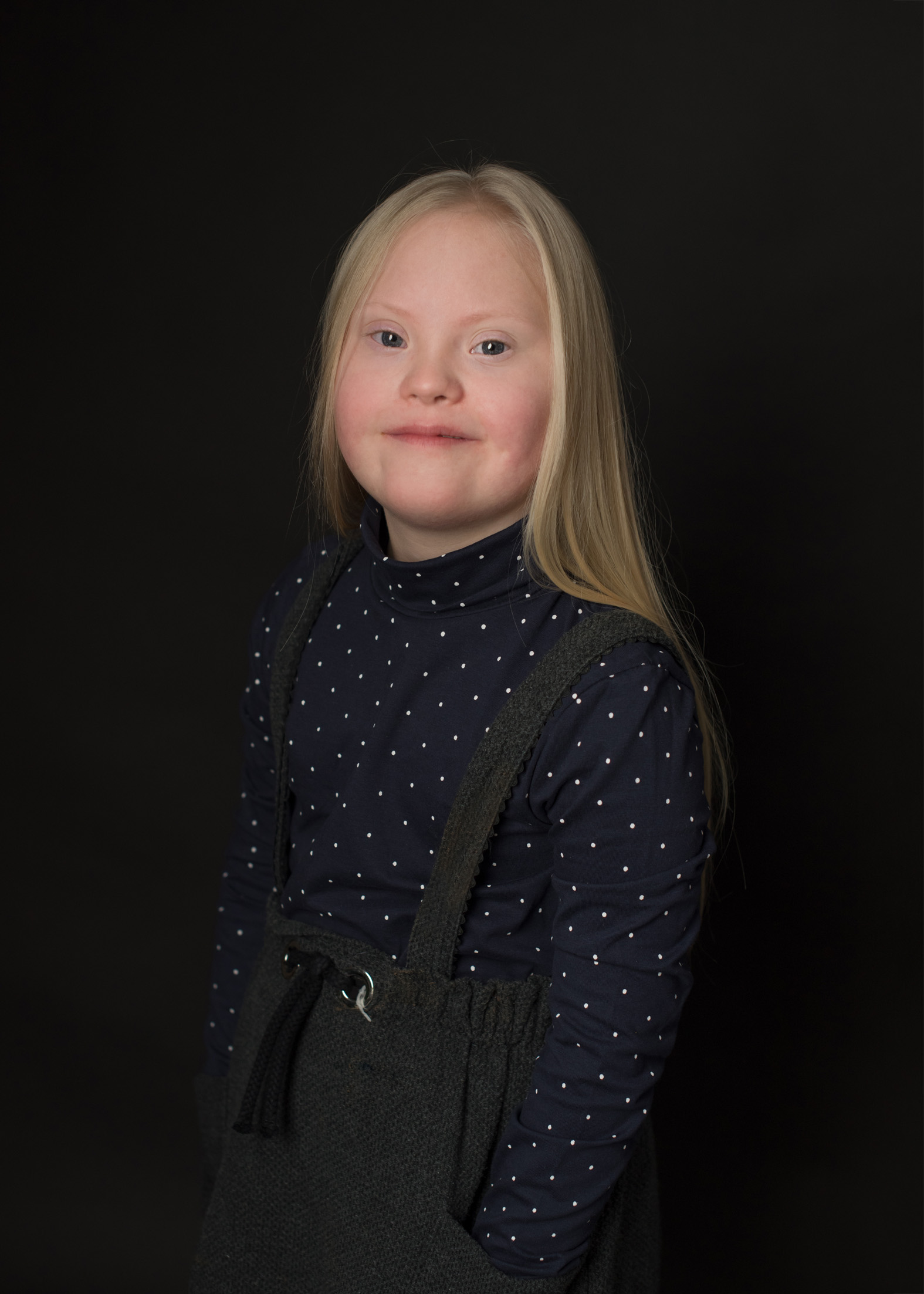 Cora, Down Syndrome, Zebedee Management,