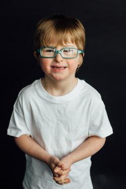 Connor, Down Syndrome, Zebedee Managemen