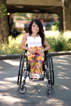 Leah, Brittle Bone Disease, Zebedee Mana