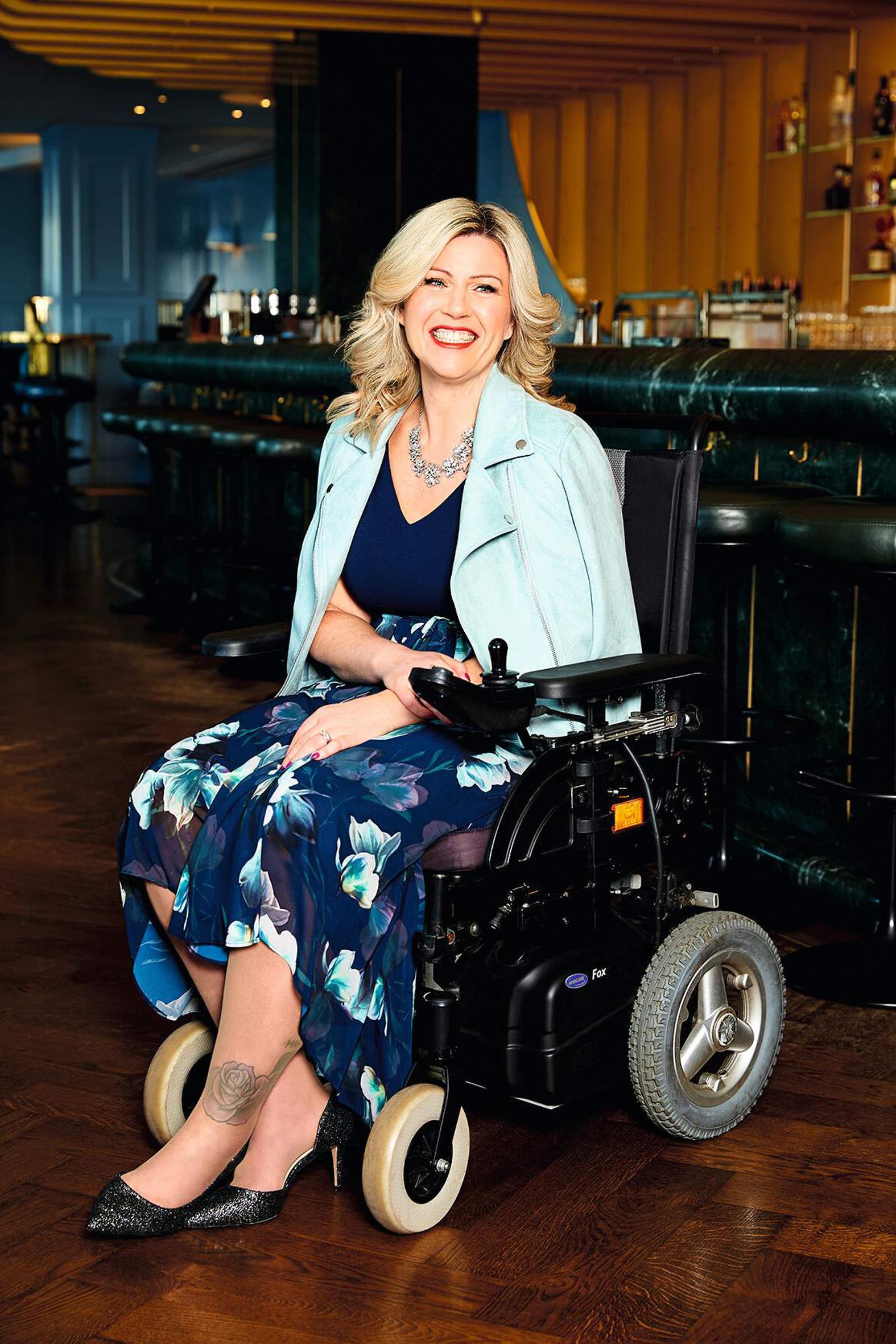 Natasha, Multiple Sclerosis, Zebedee Man