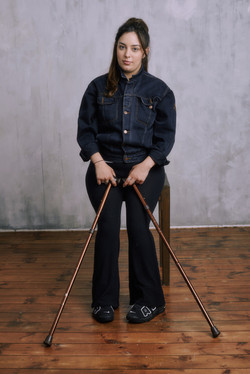 Roisin, Zebedee Management, disabled, model agency, disability, woman (10)