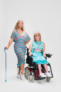 Lucy, Encephalitis, Zebedee Management, disabled, model agency, disability, Woman (2)