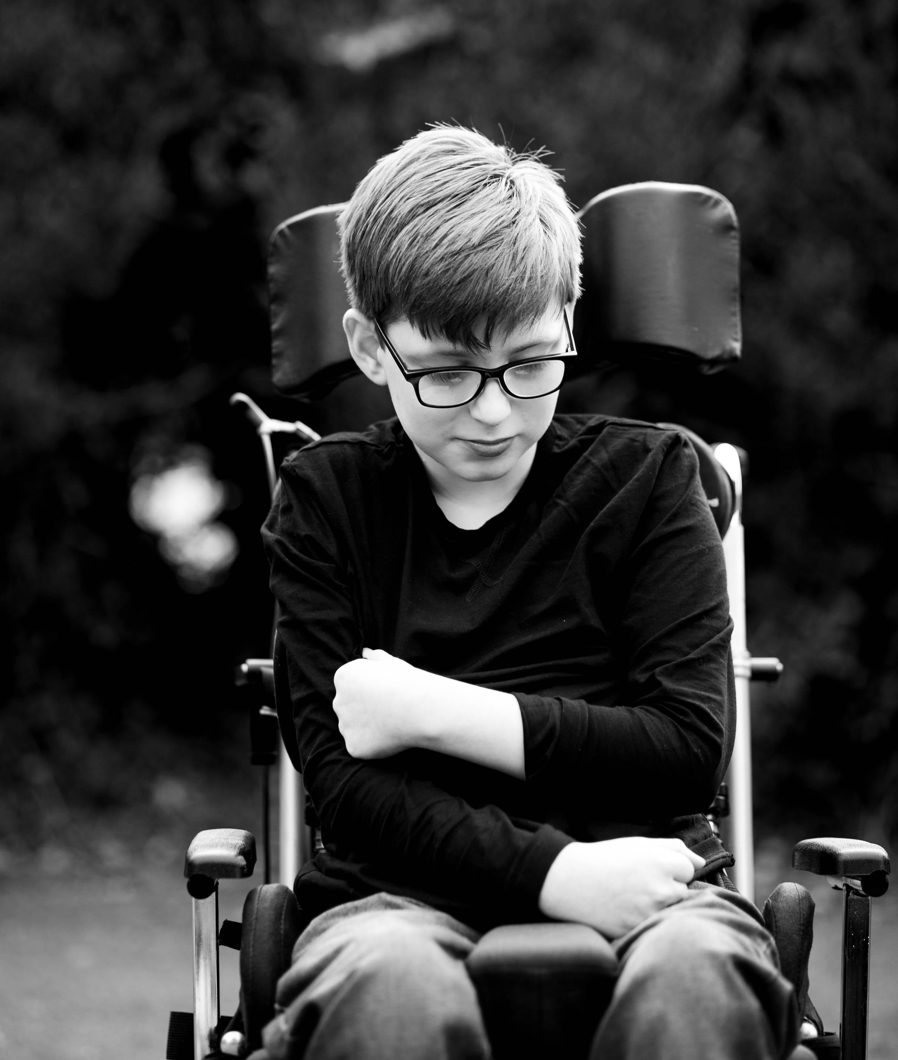 Mylor, Zebedee Management, disabled, mod