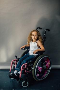 Elsie, Zebedee Management, disabled, mod