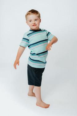 Leo, Zebedee Management, disabled, model agency, disability, Boy (7)