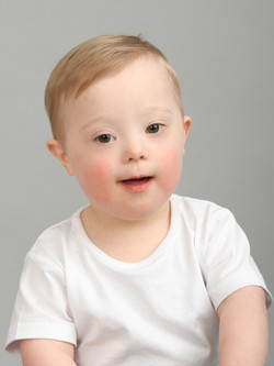 Gwilym, Down Syndrome, Zebedee Management, disabled, model agency, disability, baby 06