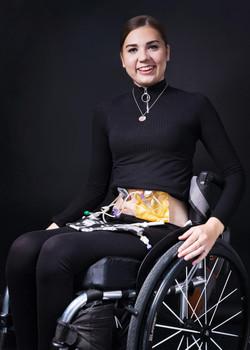 Ruth, Ehlers-Danlos Syndrome, Zebede