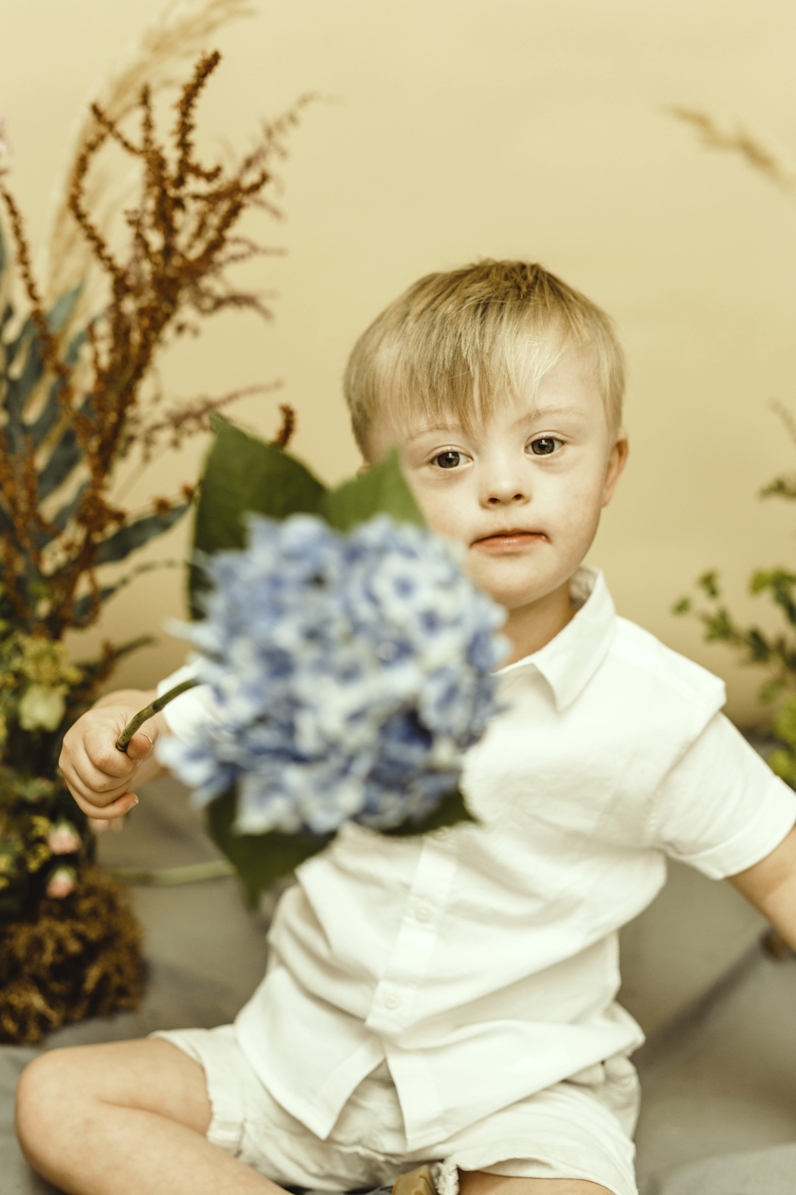 Joey, Down Syndrome, Zebedee Management,
