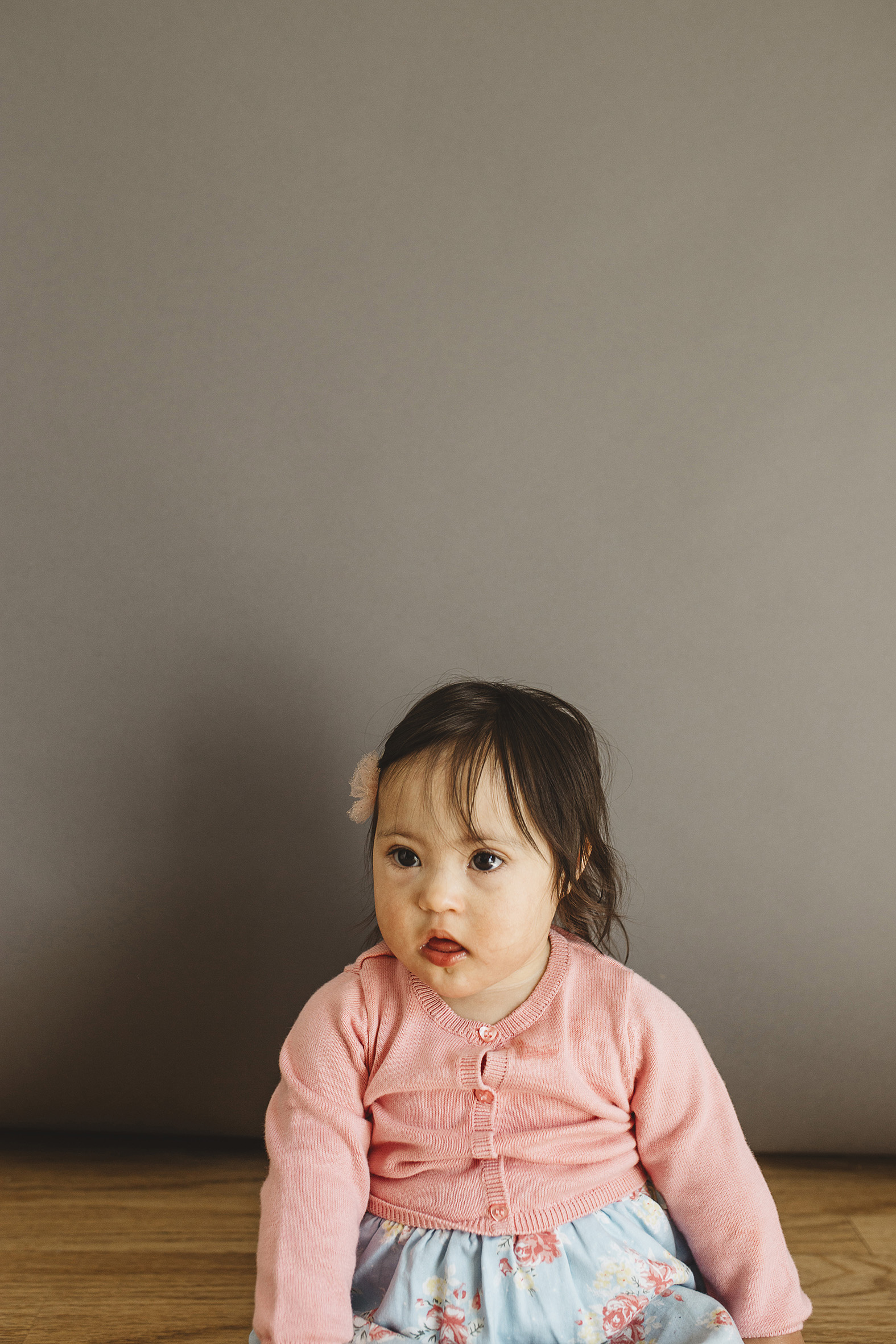 Hannah and Rachel, Down Syndrome, Zebedee Management, disabled, model agency, disability, babies 04
