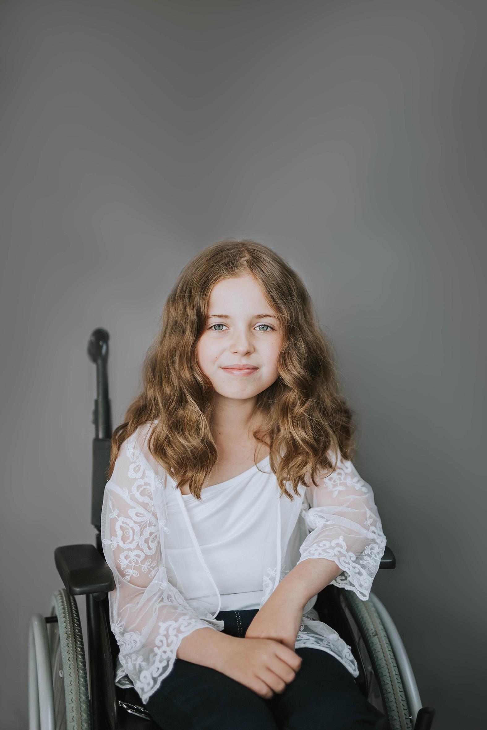 Phoebie, Ehlers Danlos Syndrome, Zebedee