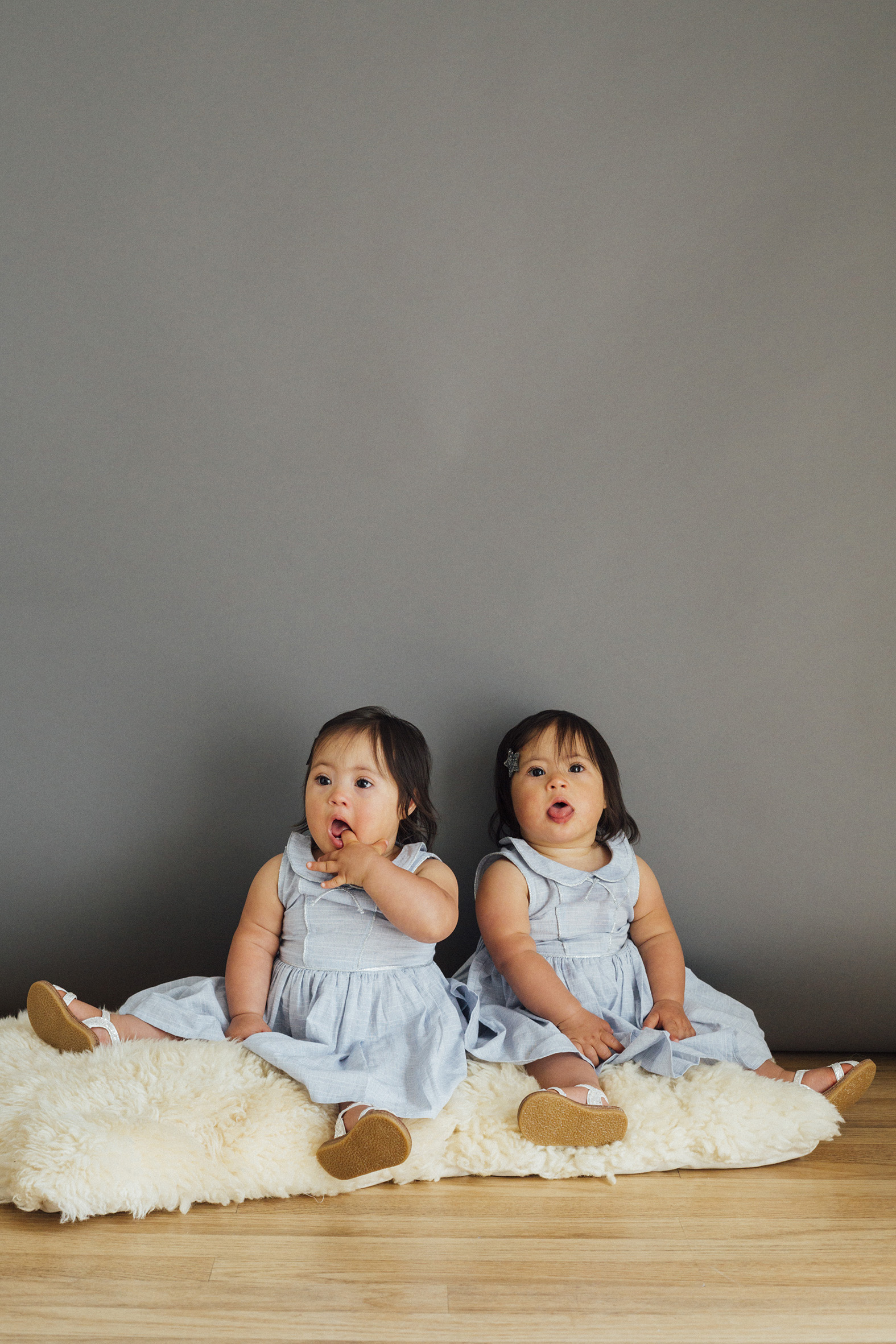 Hannah and Rachel, Down Syndrome, Zebedee Management, disabled, model agency, disability, babies 09