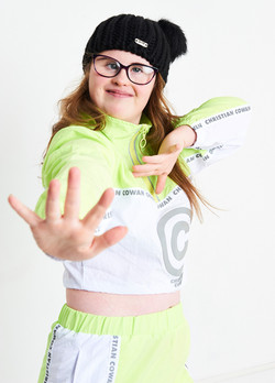 Jessica, Down Syndrome, Zebedee Manageme