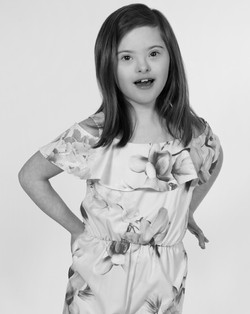 Roni, Down Syndrome, Zebedee Management,