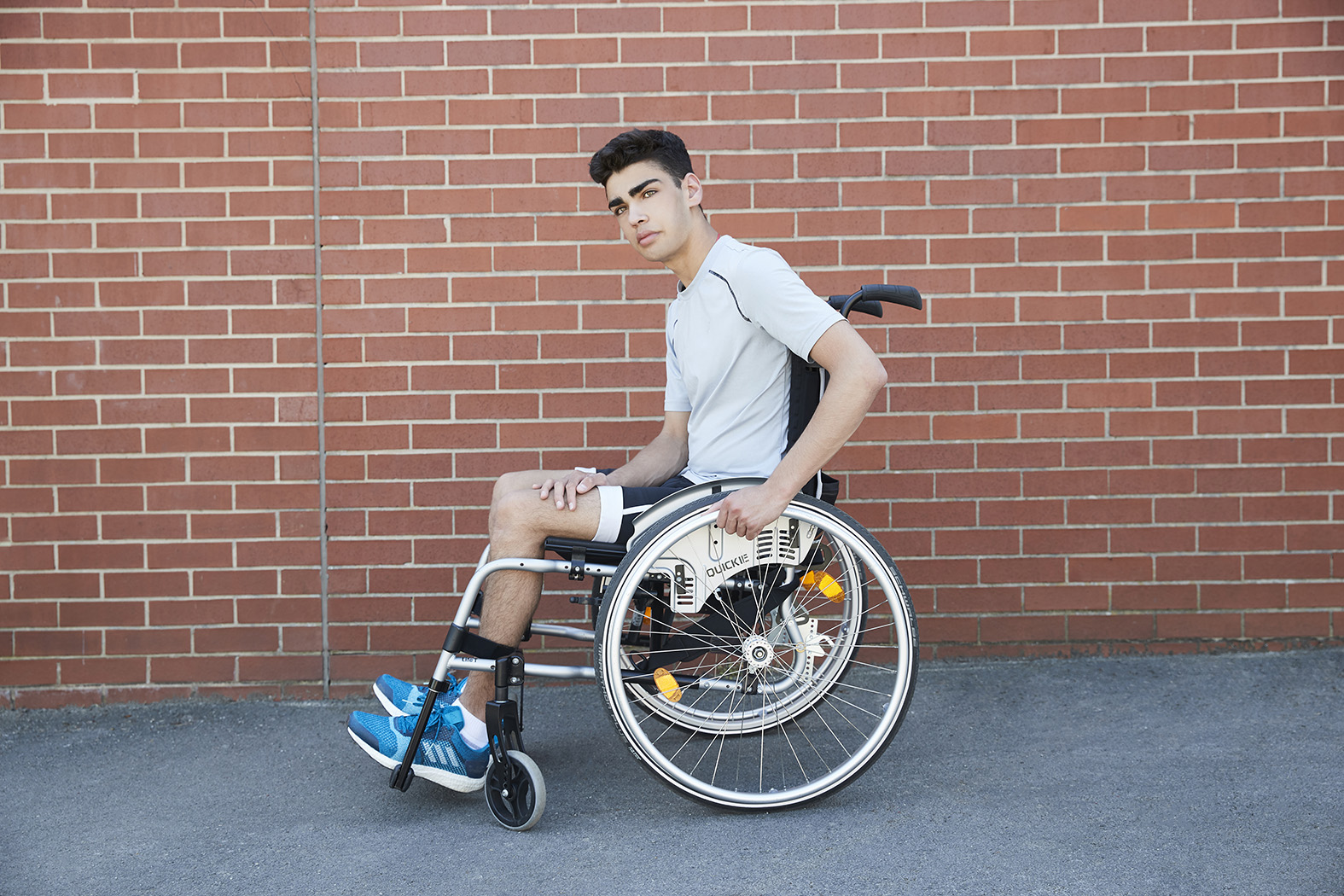 Rafi, Zebedee Management, disabled, model agency, disability, Man (4)