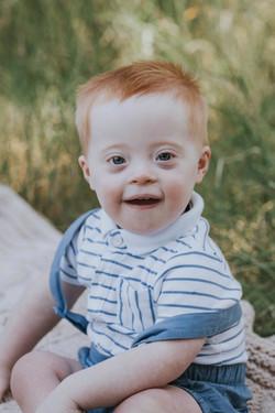 Rafferty, Down Syndrome, Zebedee Managem