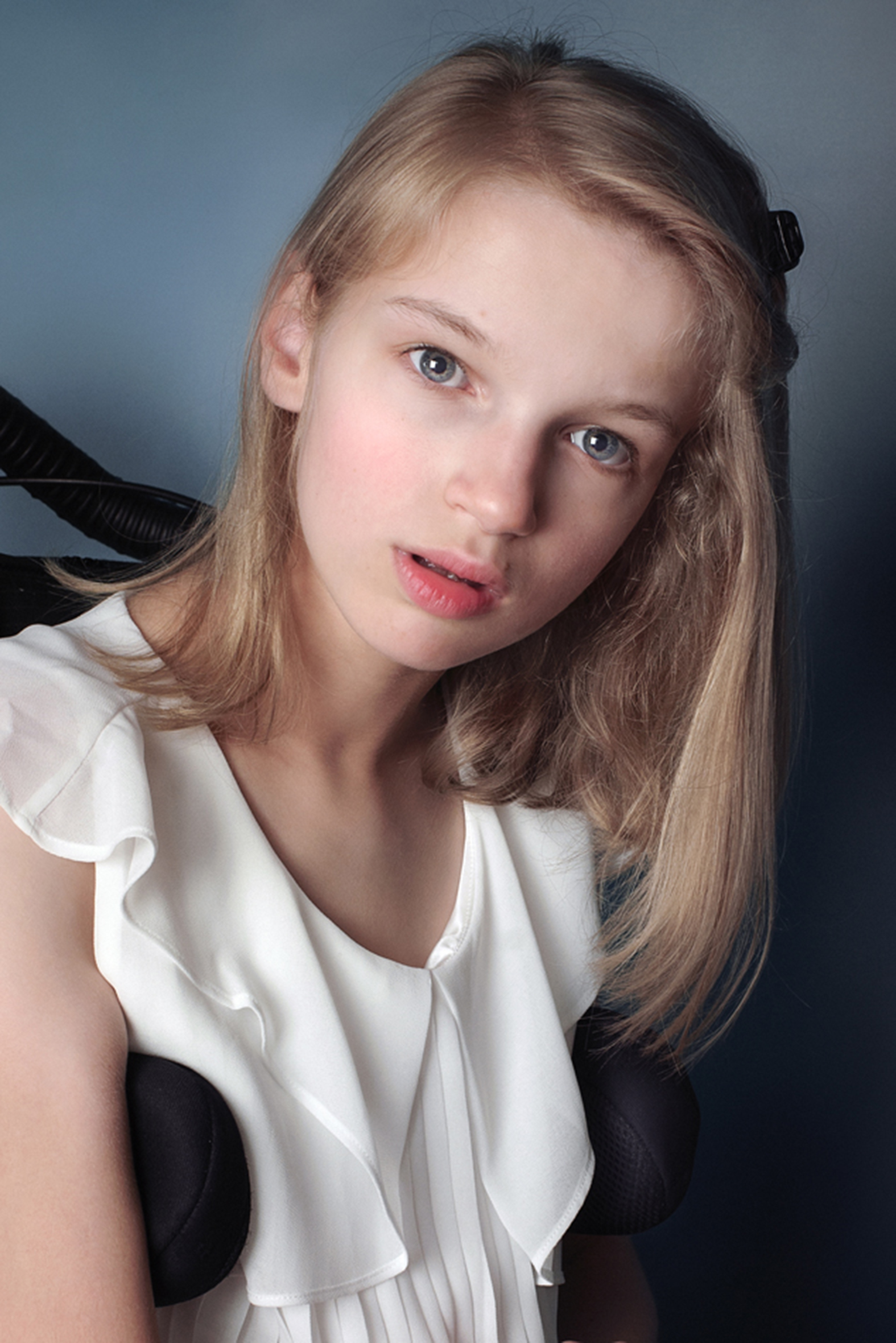 Holly, Cerebral Palsy, Zebedee Management, disabled, model agency, disability, baby (2)