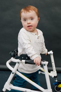 Elliott, Down Syndrome, Zebedee Manageme