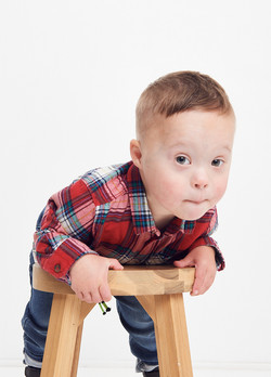 Lenny, Down Syndrome, Zebedee Management, disabled, model agency, disability, baby (12)