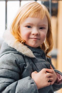 Sienna, Down Syndrome, Zebedee Managemen