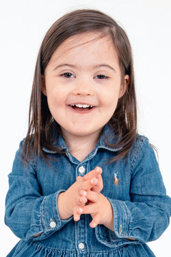 Poppy, Down Syndrome, Zebedee Management, disabled, model agency, disability, baby (4)