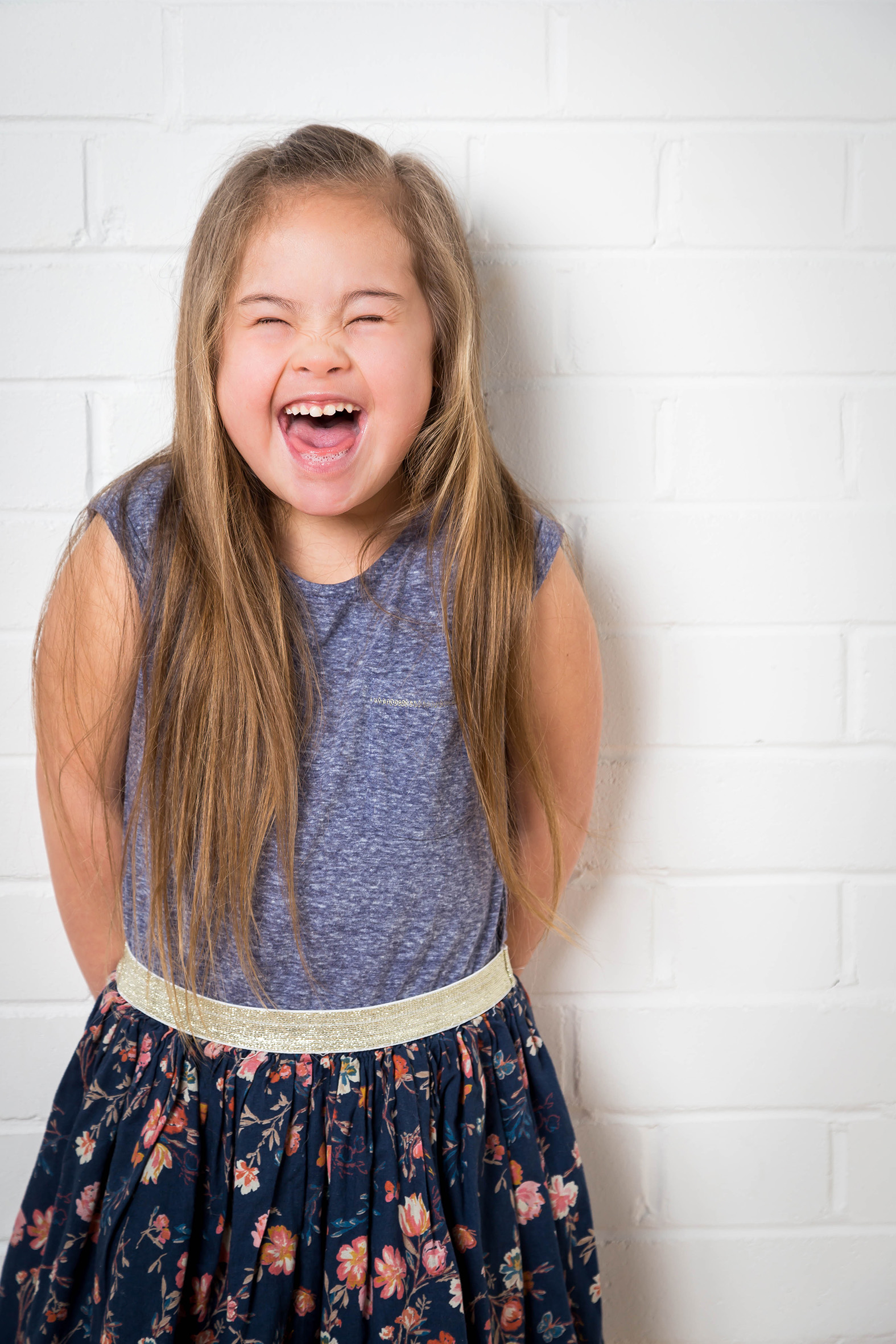 Maia, Down Syndrome model, Zebedee Management, disabled, model agency, disability, girl 04