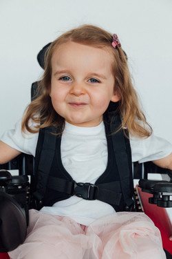 Sophia, Spinal Muscular Atrophy, Zebedee