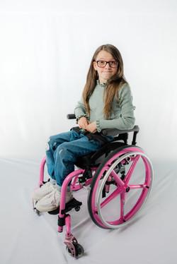 Belle-Beau, Zebedee Management, disabled, model agency, disability, Girl (2)