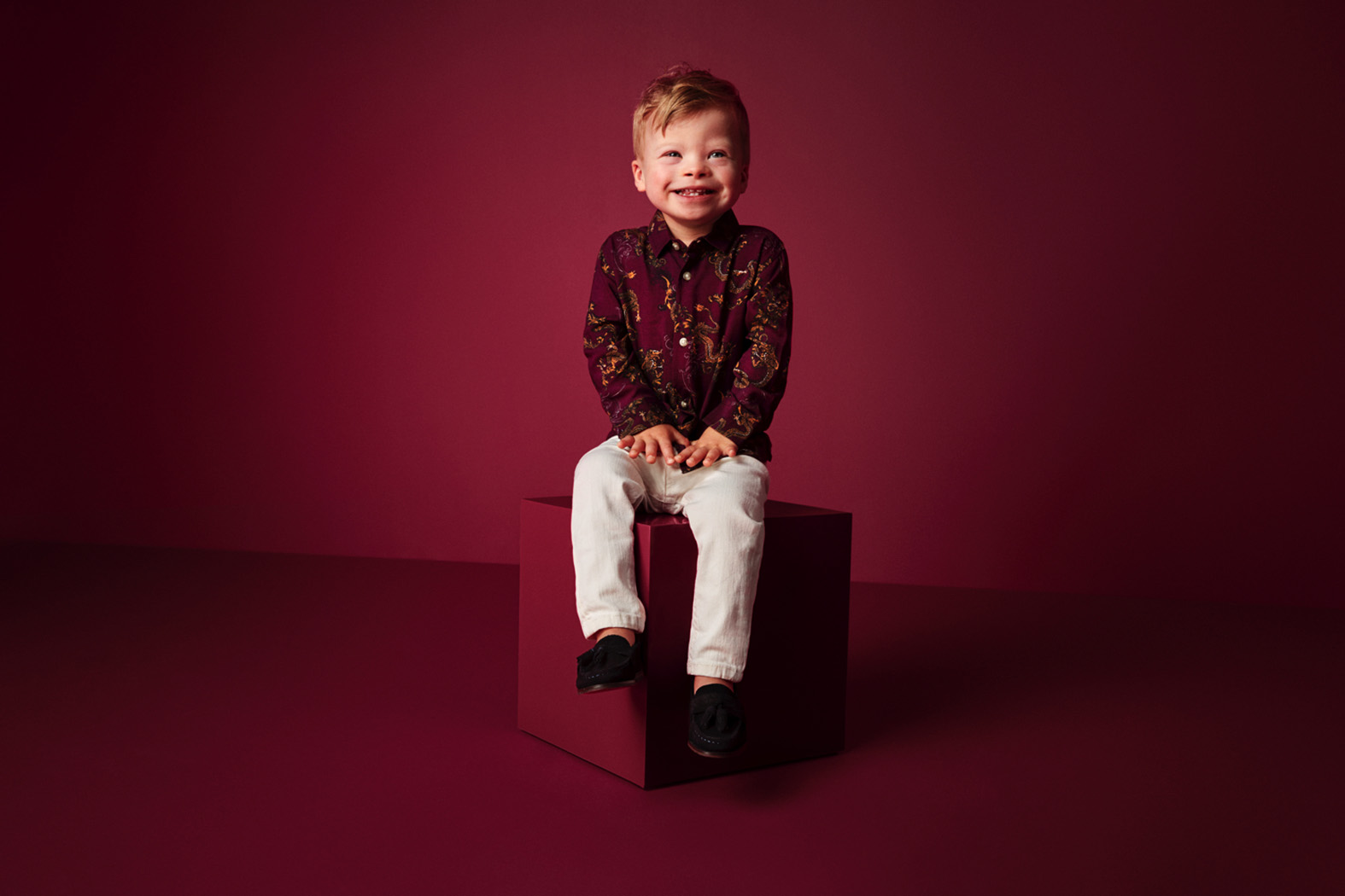 Maxwell, Down Syndrome, Zebedee Manageme