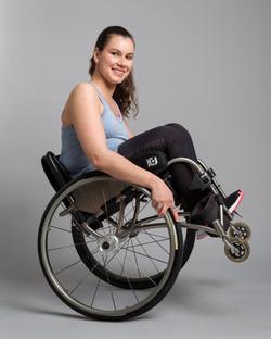 Ella, Zebedee Management, disabled, mode