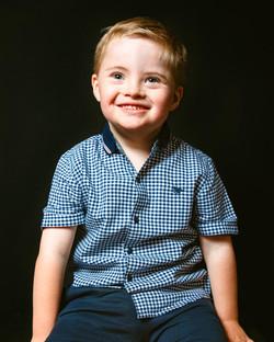 Leo, Zebedee Management, disabled, model agency, disability, Boy (12)