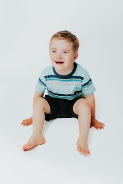 Leo, Zebedee Management, disabled, model agency, disability, Boy (11)