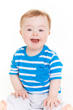 Elliott, Down Syndrome, Zebedee Management, disabled, model agency, disability, baby (12)