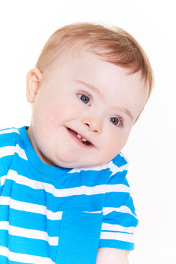 Elliott, Down Syndrome, Zebedee Management, disabled, model agency, disability, baby (10)