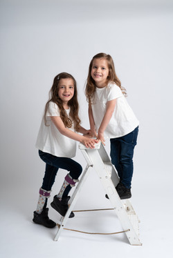 Amelia and Madeline, Zebedee Management, disabled, model agency, disability, Girls (2)