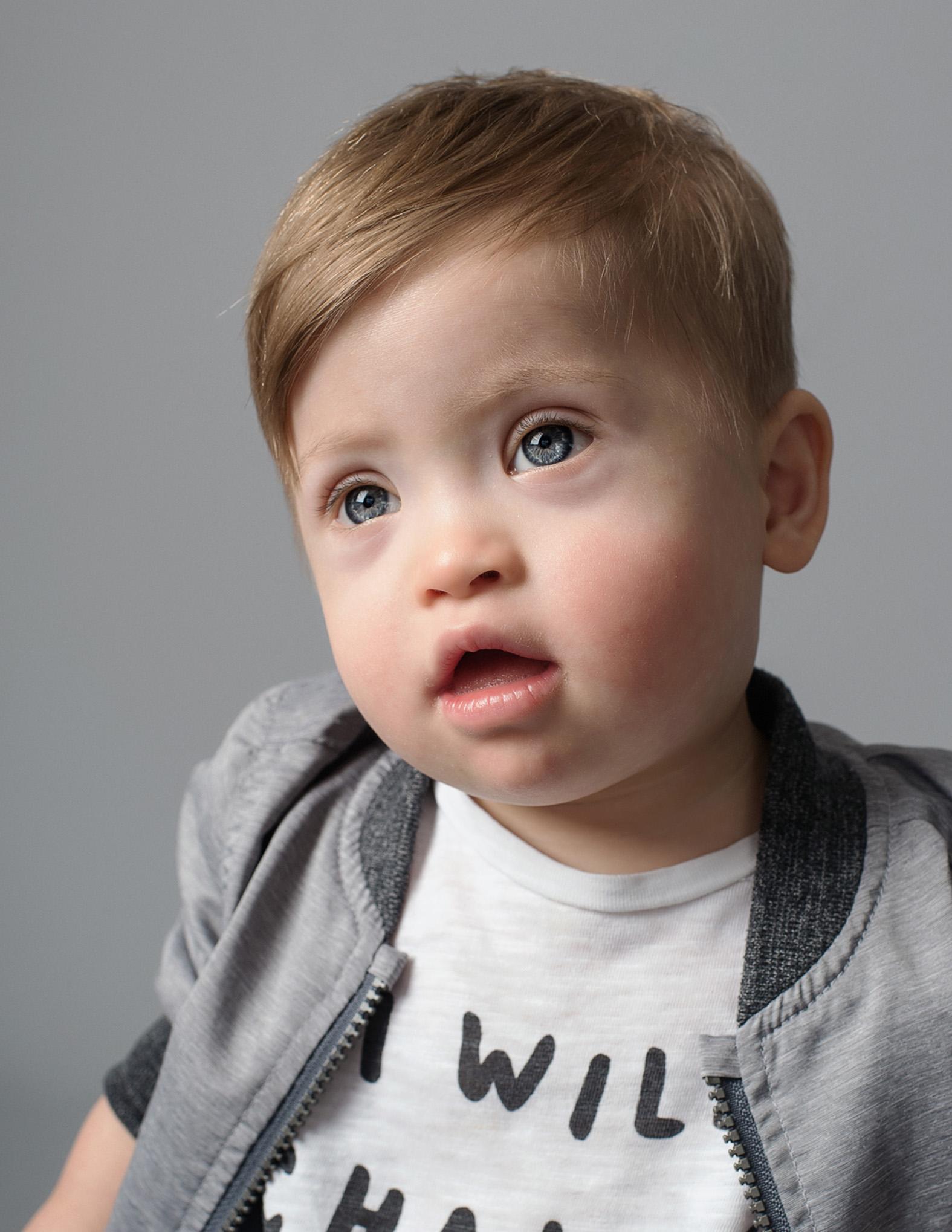 Angelo, Down Syndrome, Zebedee Managemen