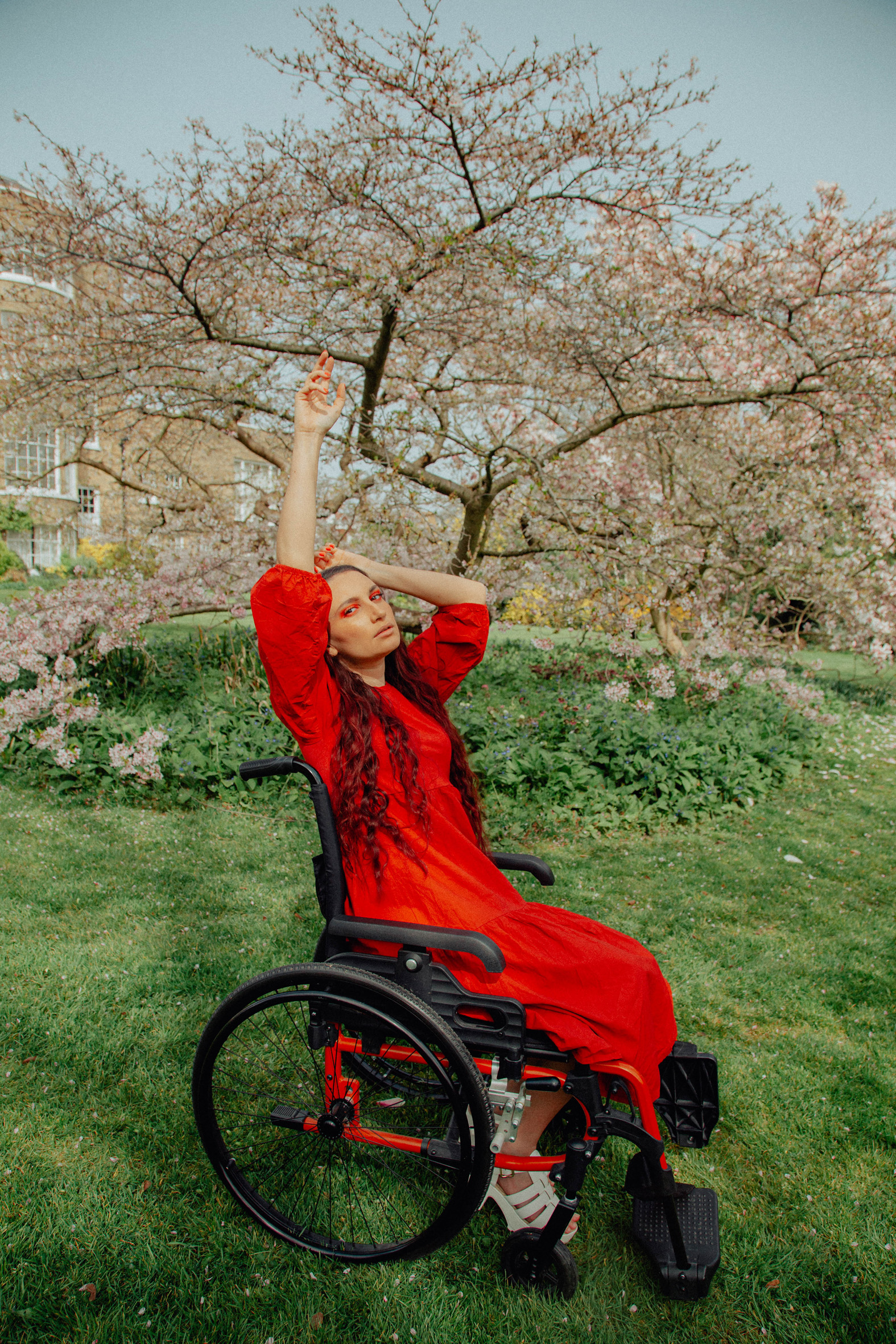 Lauren, Zebedee Management, disabled, mo