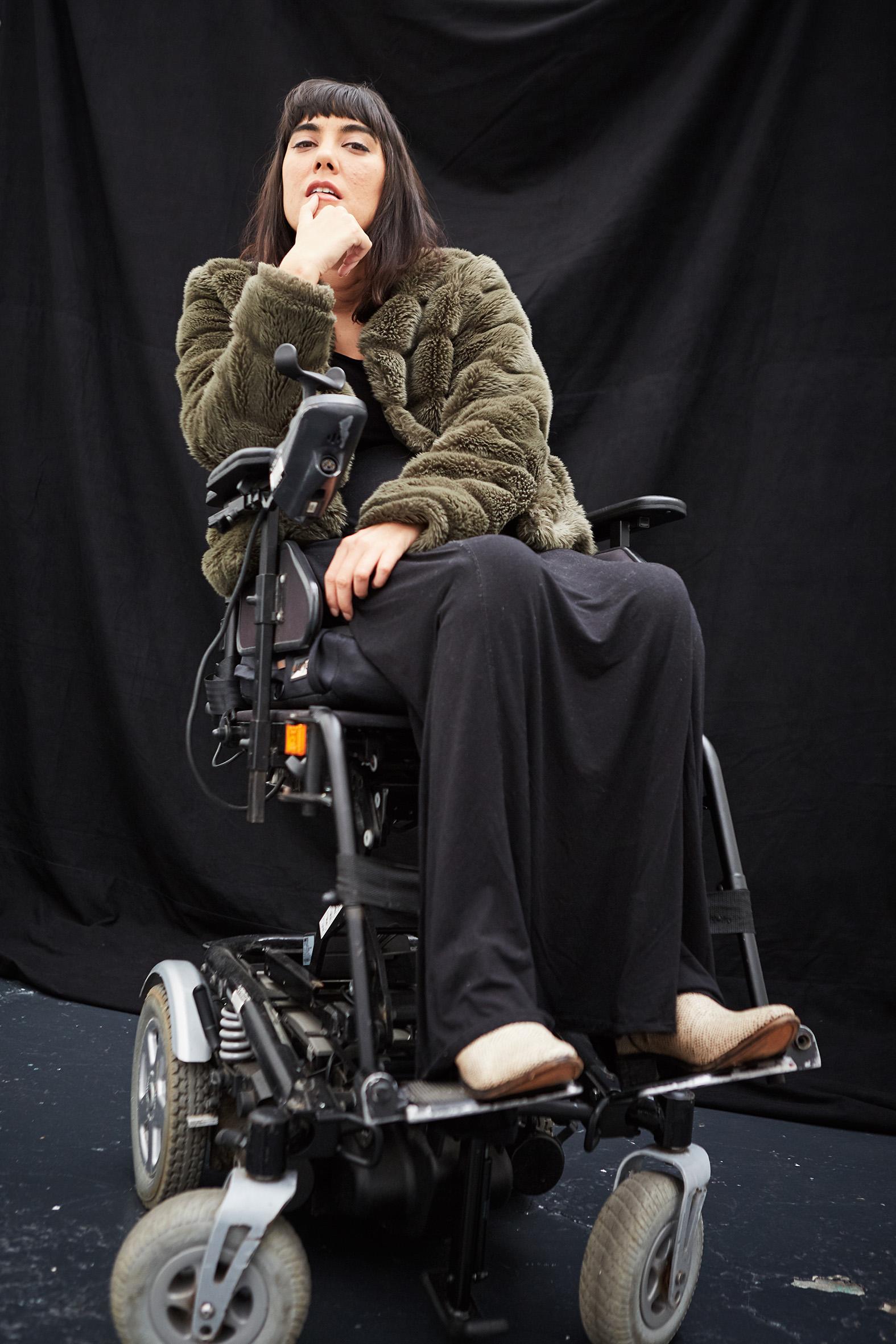 Kyla, Tetraplegic, Zebedee Management, d