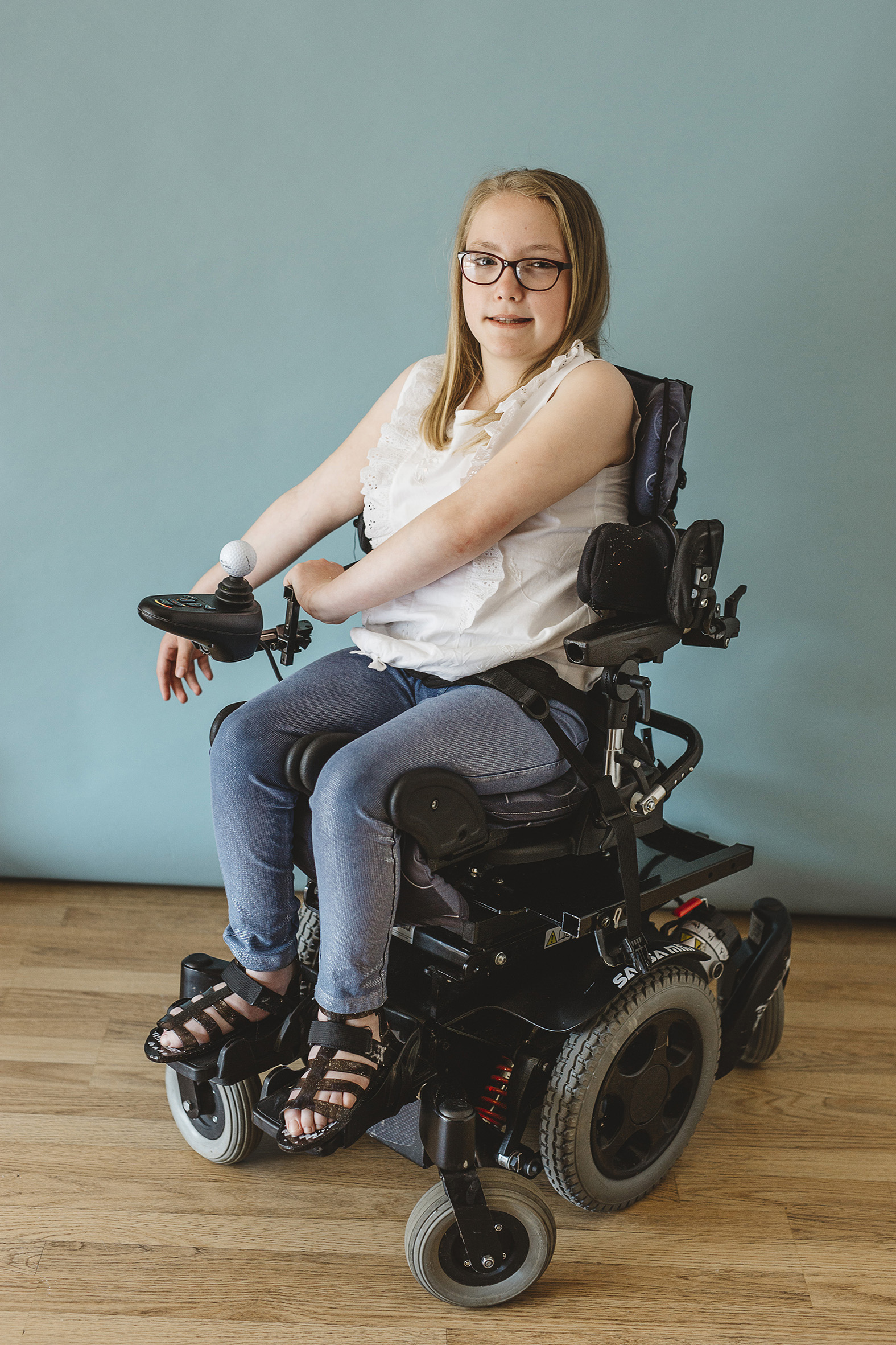 Heidi, cerebral palsy, Zebedee Management, disabled, model agency, disability, girl (2)