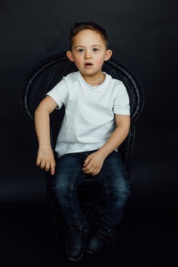 Gabriel , Down Syndrome, Zebedee Managem