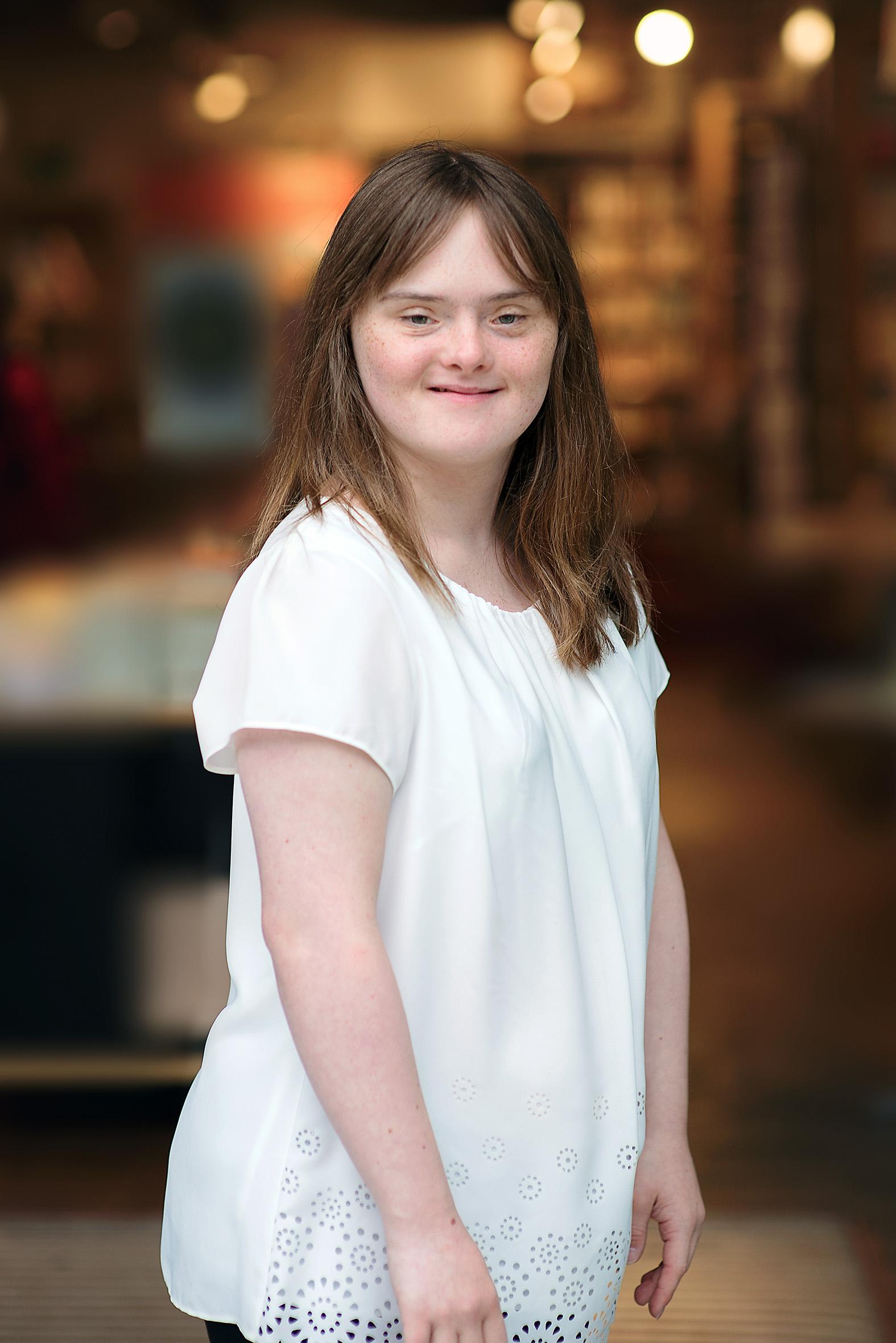 Isabella, Zebedee Management, disabled,